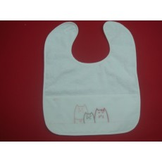 Cotton Bib 03