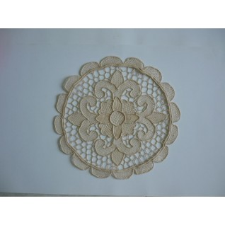 Lace Doily Handicraft 01