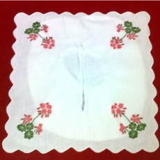 Embroidered Tissues Box Cover 04