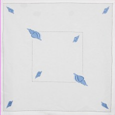 Embroidered napkins002