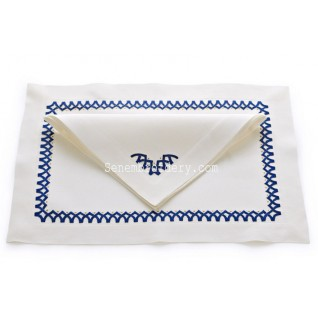 Rajasthani architecture napkins